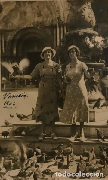 1933 VENECIA 14X9 CM (Fotografía - Artística)