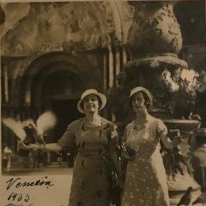 1933 Venecia 14x9 cm