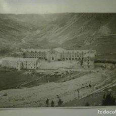 Fotografía antigua: FOTOGRAFIA DE 23X18, VISTA GENERAL DEL SANTUARIO DE NURIA , AÑOS 30-40.. Lote 151396146