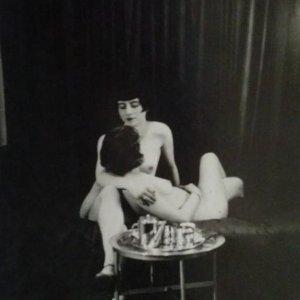 Fotografía antigua. Desnudos