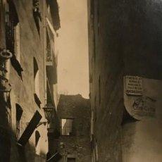 Fotografía antigua: 1909 BARCELONA VELLA. CARRER DE LES MAGDALENES. ARXIU MAS. REPERTORI ICONOGRÀFIC D'ESPANYA 25X20 CM. Lote 149304306