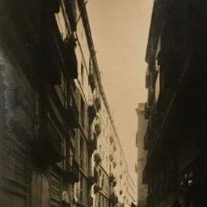 Fotografía antigua: 1909 BARCELONA VELLA. RIERA DE SAN JOAN. ARXIU MAS. REPERTORI ICONOGRÀFIC D'ESPANYA 25X20 CM. Lote 149304466