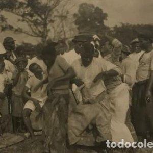 Danses au Camerun 17,8x13 cm