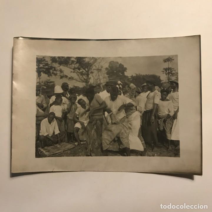 Danses au Camerun 17,8x13 cm - 149282346
