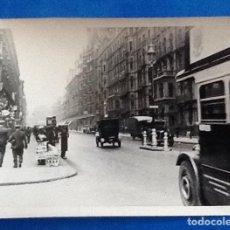Fotografía antigua: ANTIGUA FOTO CALLE DE LONDRES. .ENVIO INCLUIDO EN EL PRECIO.. Lote 151538570