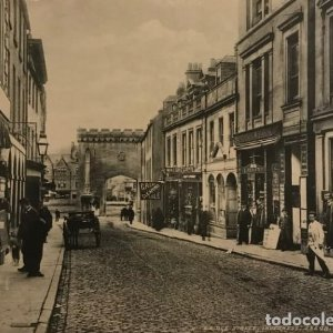 Bridge Street. Escocia. Scotland. Fotografía 20,3x15,2 cm
