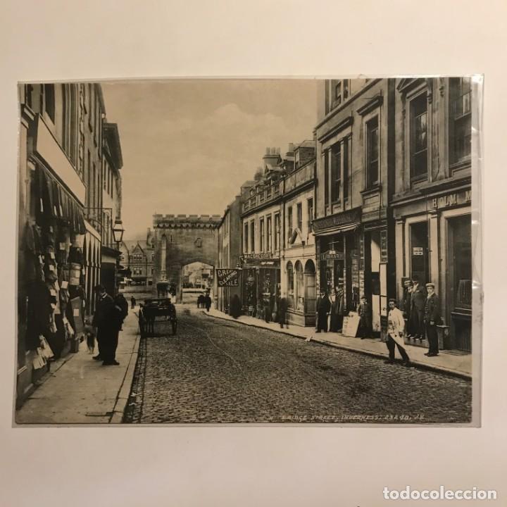 Bridge Street. Escocia. Scotland. Fotografía 20,3x15,2 cm - 149301066