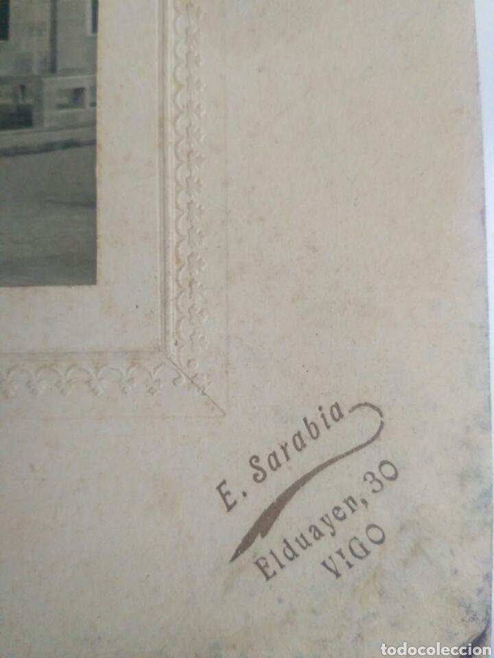 Fotografía antigua: Fotografía E. Sarabia, Vigo, primer tercio sg. XX. - Foto 2 - 151623350
