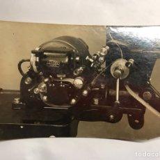Fotografía antigua: FOTOGRAFÍA ANTIGUA. REPRODUCTOR CINE. BERLÍN, ALEMANIA (H.1930?). Lote 151914697