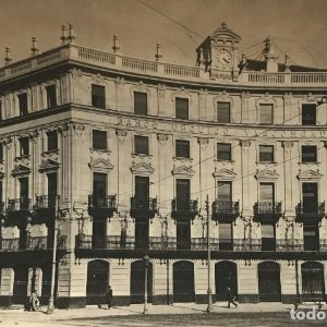 Bancos de Urquijo. Bilbao 17x11,2 cm