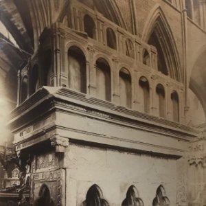 Fotografía antigua. Inglaterra 13,4x20,4 cm