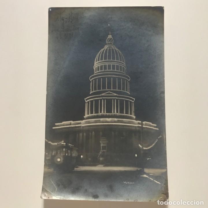 Fotografía antigua: City Hall. San Francisco. California EEUU 12,5x20,2 cm - Foto 2 - 151995654