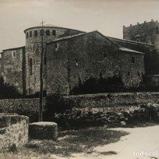 Fotografía antigua: MONASTERIO 18X24 CM. Lote 152016242