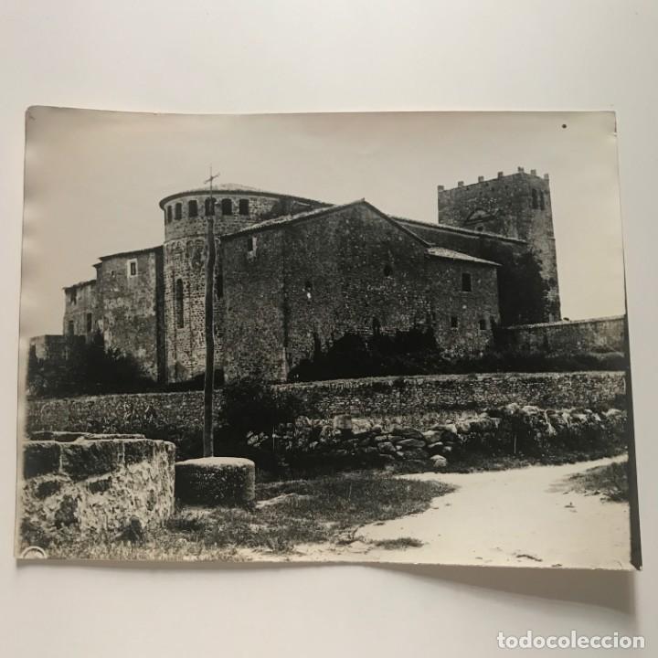 Fotografía antigua: Monasterio 18x24 cm - Foto 2 - 152016242