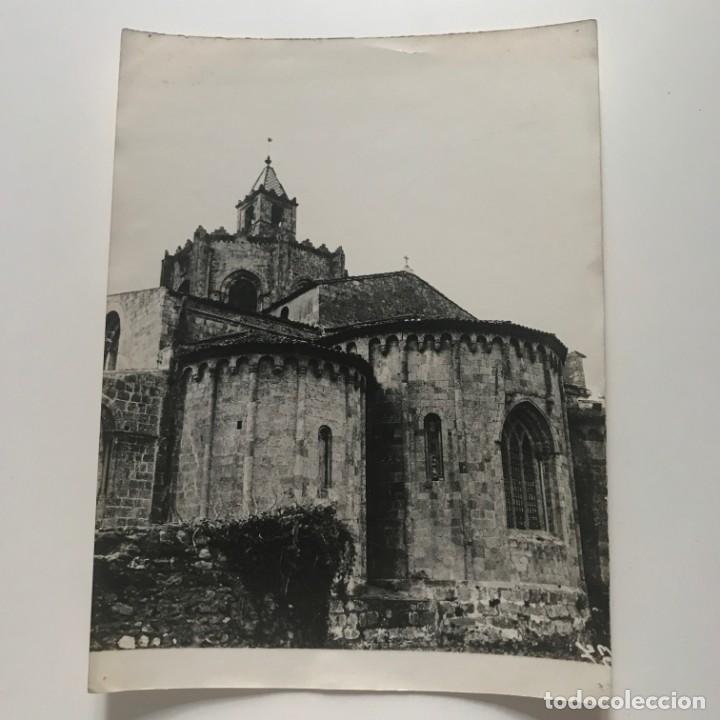 Fotografía antigua: Sant Cugat del Vallés 18x24 cm - Foto 2 - 152020758
