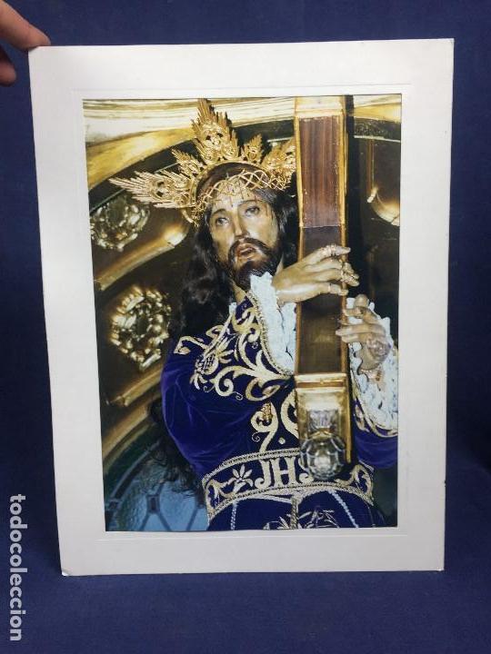 FOTOGRAFÍA CRISTO DE MEDINACELI JESÚS NAZARENO PASIÓN SEMANA SANTA MADRID (Fotografía - Artística)