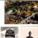Fotografía antigua: TAILANDIA - LOTE DE 7 FOTOS - AÑOS 1970 - COLOR Y B/N. Lote 152260474