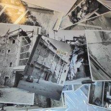 Fotografía antigua: BARCELONA - RESTAURACION PLAZA SAN FELIPE NERI 1959 - 1963, 1964 - 22 FOTOGRAFIAS DIFERENTES. Lote 152334158