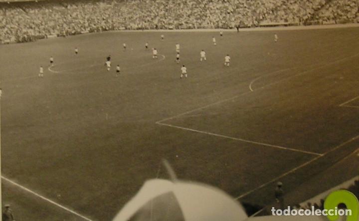 Fotografía antigua: valencia club de futbol final copa del generalisimo 2 de julio de 1967 estadio bernabeu - Foto 3 - 152659810