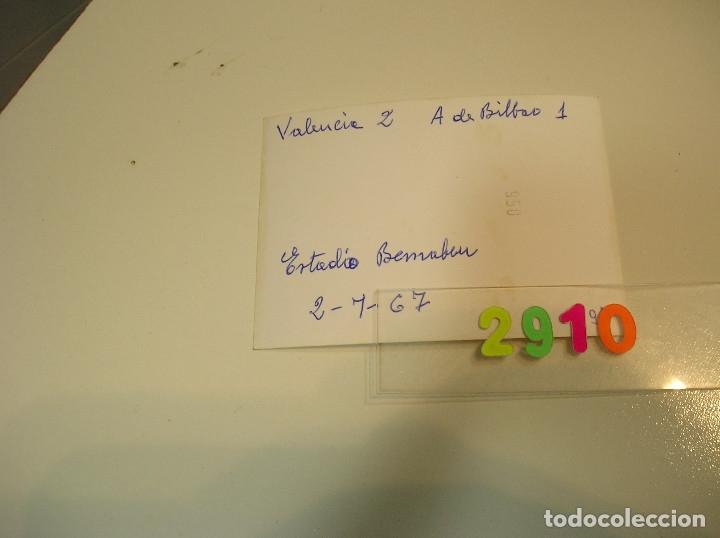 Fotografía antigua: valencia club de futbol final copa del generalisimo 2 de julio de 1967 estadio bernabeu - Foto 7 - 152659810