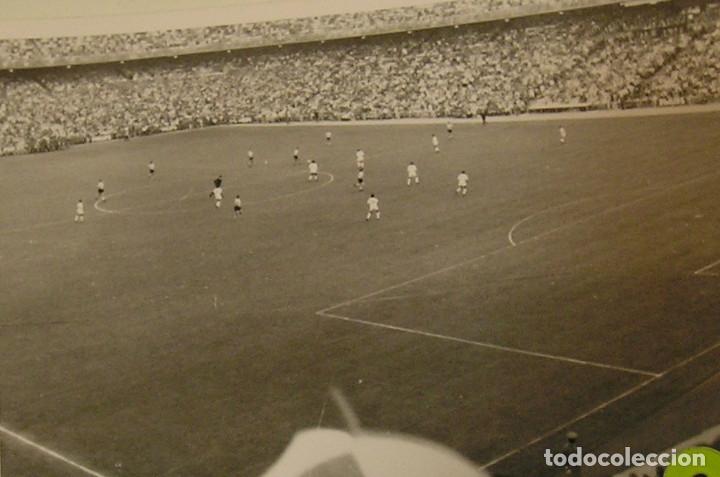 Fotografía antigua: valencia club de futbol final copa del generalisimo 2 de julio de 1967 estadio bernabeu - Foto 9 - 152659810