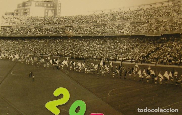 VALENCIA CLUB DE FUTBOL FINAL COPA DEL GENERALISIMO 2 DE JULIO DE 1967 ESTADIO BERNABEU (Fotografía - Artística)
