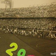 Alte Fotografie - VALENCIA CLUB DE FUTBOL FINAL COPA DEL GENERALISIMO 2 DE JULIO DE 1967 ESTADIO BERNABEU - 152674338