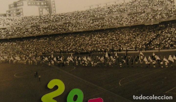 Fotografía antigua: VALENCIA CLUB DE FUTBOL FINAL COPA DEL GENERALISIMO 2 DE JULIO DE 1967 ESTADIO BERNABEU - Foto 4 - 152674338