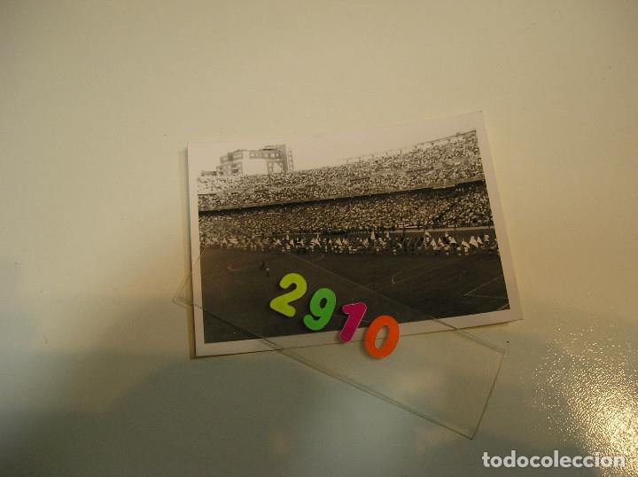 Fotografía antigua: VALENCIA CLUB DE FUTBOL FINAL COPA DEL GENERALISIMO 2 DE JULIO DE 1967 ESTADIO BERNABEU - Foto 6 - 152674338