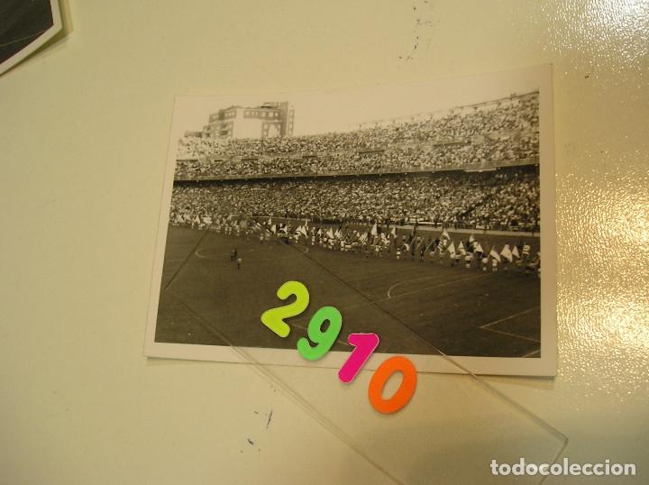 Fotografía antigua: VALENCIA CLUB DE FUTBOL FINAL COPA DEL GENERALISIMO 2 DE JULIO DE 1967 ESTADIO BERNABEU - Foto 8 - 152674338