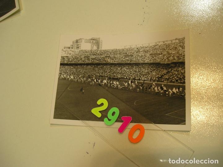 Fotografía antigua: VALENCIA CLUB DE FUTBOL FINAL COPA DEL GENERALISIMO 2 DE JULIO DE 1967 ESTADIO BERNABEU - Foto 10 - 152674338
