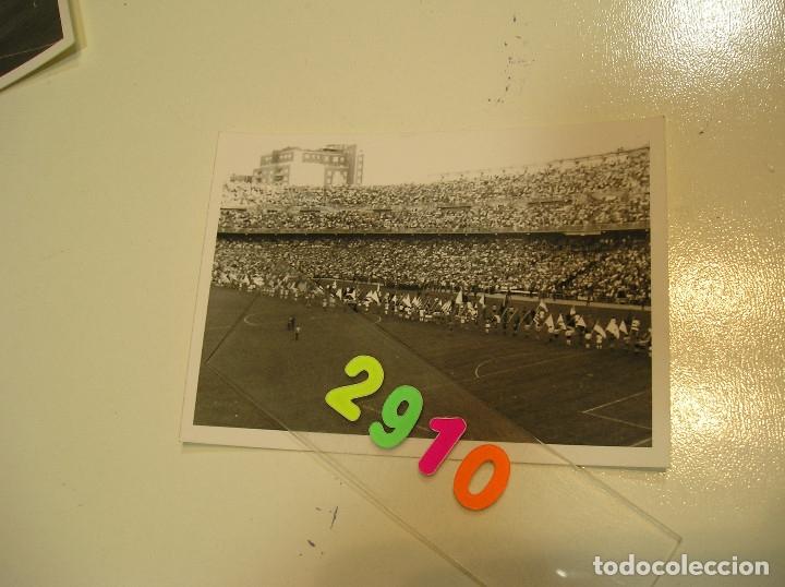Fotografía antigua: VALENCIA CLUB DE FUTBOL FINAL COPA DEL GENERALISIMO 2 DE JULIO DE 1967 ESTADIO BERNABEU - Foto 12 - 152674338