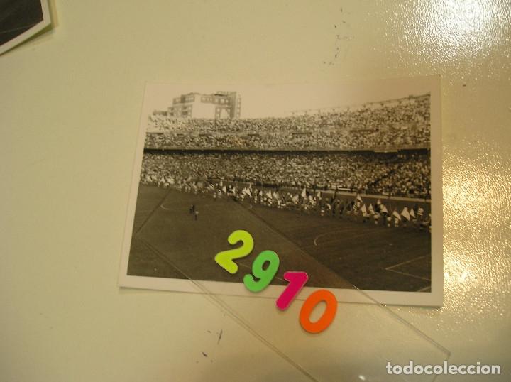 Fotografía antigua: VALENCIA CLUB DE FUTBOL FINAL COPA DEL GENERALISIMO 2 DE JULIO DE 1967 ESTADIO BERNABEU - Foto 14 - 152674338