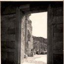 Fotografía antigua: FOTOGRAFÍA DE RUINAS UNA CIUDAD ROMANA SIN IDENTIFICAR - AÑOS 1960. Lote 152877926