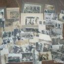 Fotografía antigua: LOTE 150 FOTOS ANTIGUAS DÉCADA 1920. DIÁSPORA VASCA INDIANOS ESPAÑOLES EN MÉXICO. Lote 153333766