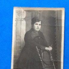 Fotografía antigua: ANTIGUA FOTO. 1918. ENVIO INCLUIDO... Lote 153464398