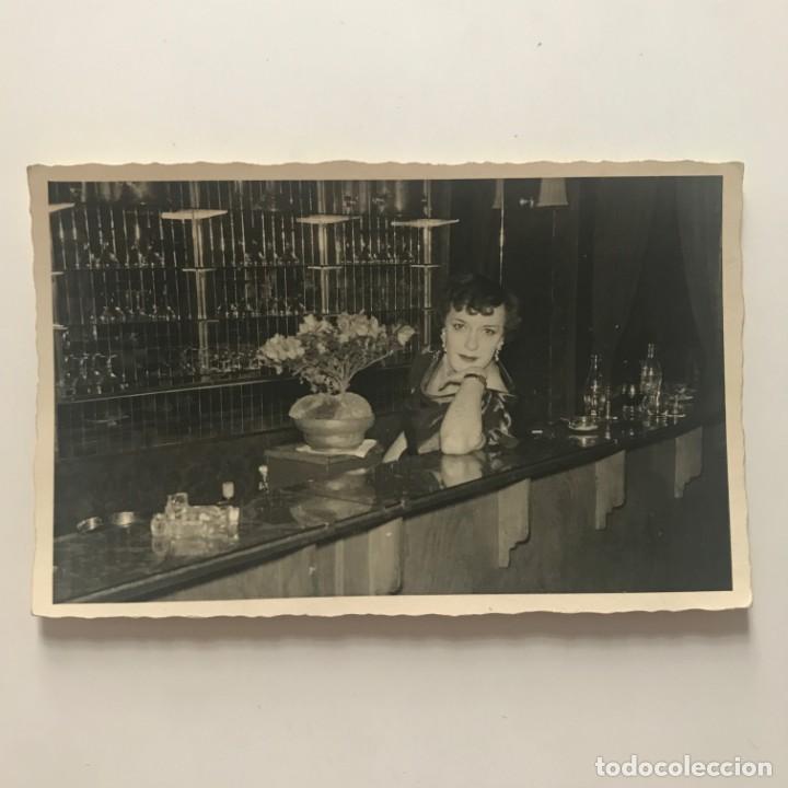 Fotografía antigua: 1956 Foto artista 8,7x13,8 cm - Foto 2 - 153492378