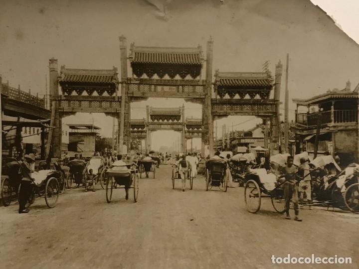 1929. PEKING. BEIJING. FOTOGRAFÍA DE PRENSA (VER FOTOS) 20,8X15,3 CM (Fotografía - Artística)