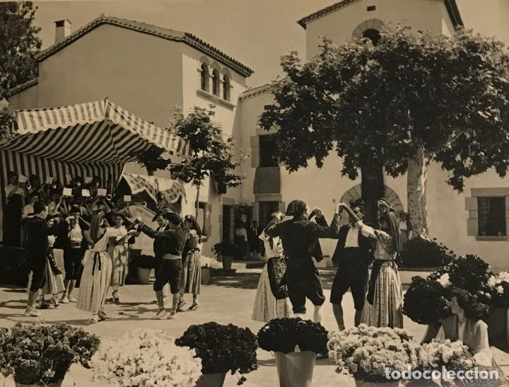 LA CONCORDIA. CABRILS. MARESME, SARDANAS 18X24 CM (Fotografía - Artística)