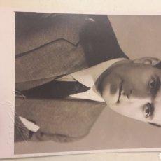 Fotografía antigua: 1952 FOTO Y NEGATIVO JUAN JOSE.LUGO. Lote 155586958