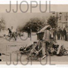 Fotografía antigua: AGUSTIN CENTELLES. CONJUNTO DE 10 FOTOS ORIGINALES DE EPOCA. VINTAGE. REVOLUCIÓN 1934 Y GUERRA CIVIL. Lote 155589498