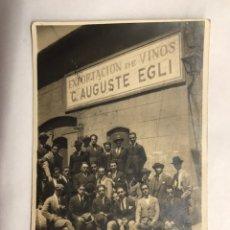 Fotografía antigua - VALENCIA. Fotografía antigua. Alumnos de la Escuela de Peritos Agrícolas (a.1922) - 155717400