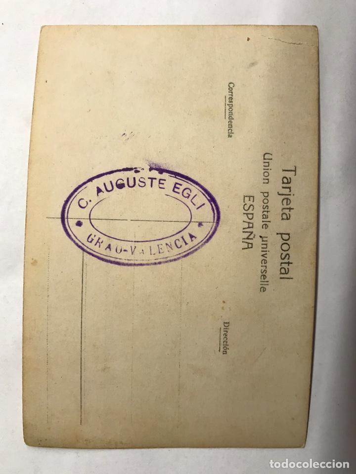 Fotografía antigua: VALENCIA. Fotografía antigua. Alumnos de la Escuela de Peritos Agrícolas (a.1922) - Foto 2 - 155717400