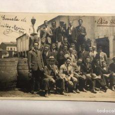 Fotografía antigua - VALENCIA. Fotografía antigua. Alumnos de la Escuela de Peritos Agrícolas (a.1922) - 155717410