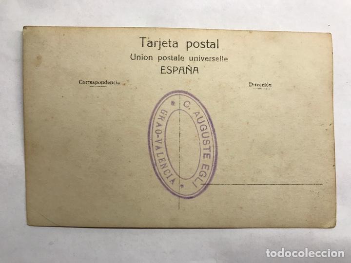 Fotografía antigua: VALENCIA. Fotografía antigua. Alumnos de la Escuela de Peritos Agrícolas (a.1922) - Foto 2 - 155717410