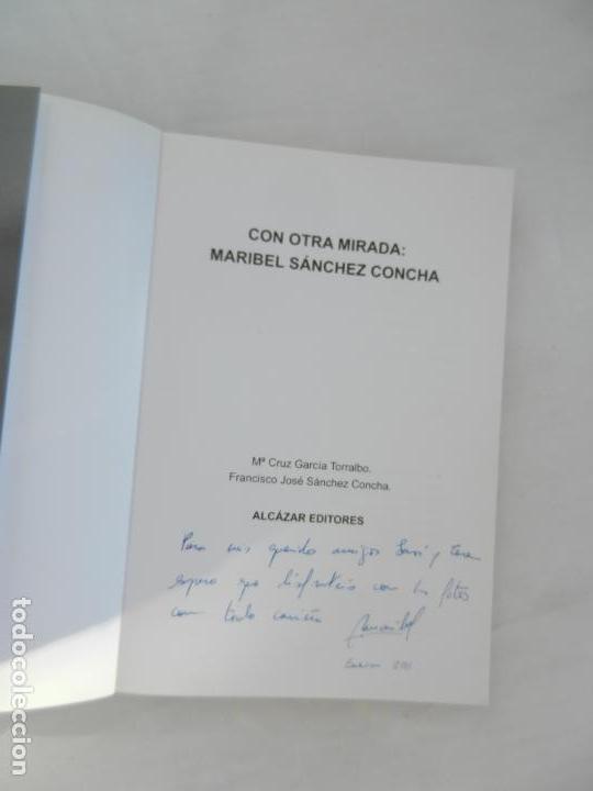 Fotografía antigua: CON OTRA MIRADA: MARIBEL SÁNCHEZ CONCHA. GARCIA TORRALBO/SANCHEZ CONCHA. ALCÁZAR ED. 2011. - Foto 3 - 156189006