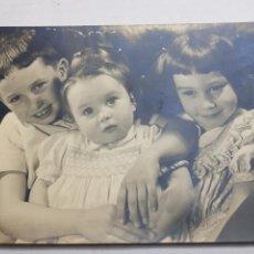 Fotografía antigua: FOTOGRAFÍA LOUIS ANDRIEUX PRINCIPIOS 1900. Lote 156687637