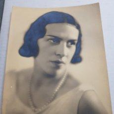 Fotografía antigua: FOTOGRAFÍA GRANDE ANTIGUA PRINCIPIO 1900. Lote 156688425