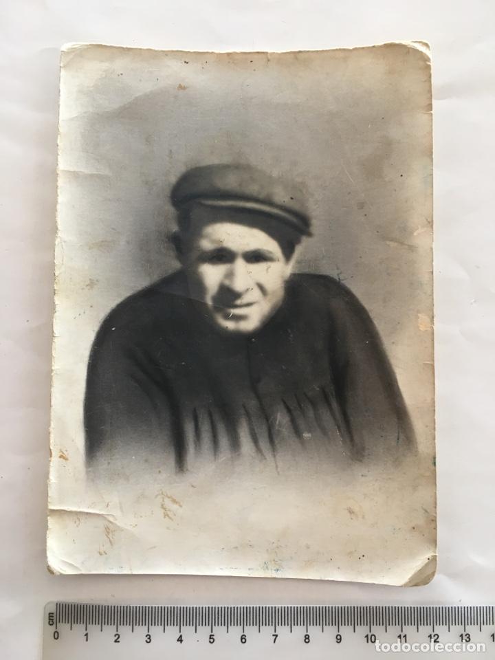 FOTO. EL ABUELO. FOTÓGRAFO ANÓNIMO. H. 1920? (Fotografía - Artística)
