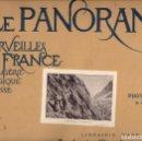Fotografía antigua: LOTE DE 11 NUM. DE LE PANORAMA - MERVEILLES DE FRANCE, ALGÉRIE, BELGIQUE, SUISSE Nº 15-25 (C. 1900). Lote 156831082